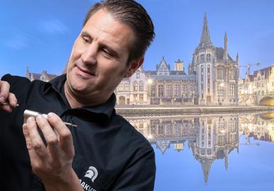 Dé slotenmaker van de Stad Gent